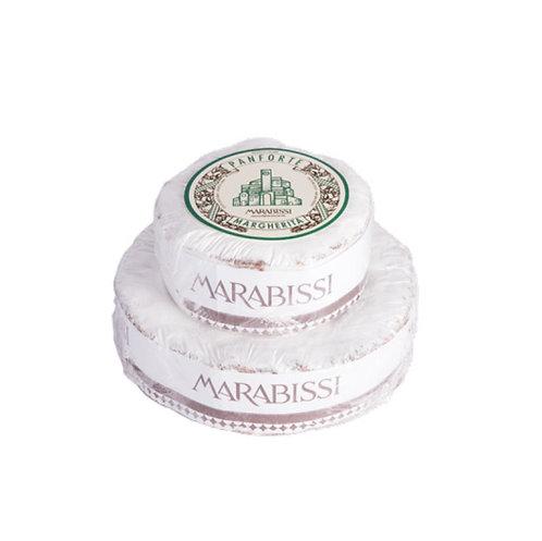 Panforte Margherita, gigantino - 1000g/4st, 500g/12st