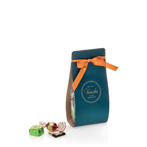 Sleeve voor grote zakjes chocolade - 20stuks