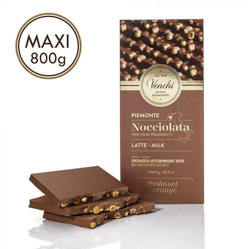 Maxi melkchocoladereep - 1stuk