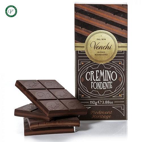Venchi extra pure Cremino chocoladereep - 24stuks