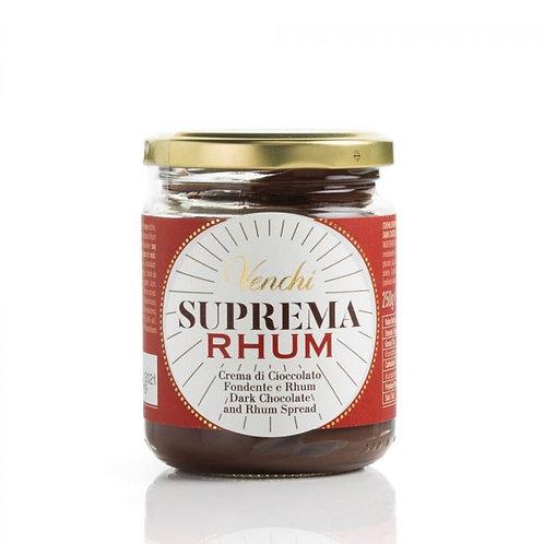 Venchi Suprema Cuba rum chocoladepasta - 12stuks