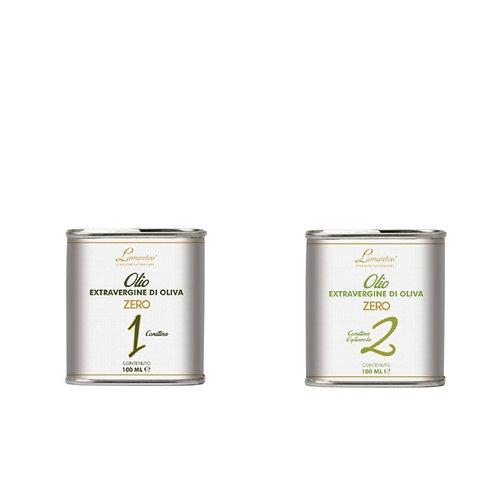Gourmet, extra vergine olijfolie, blikjes 100ml - 20stuks
