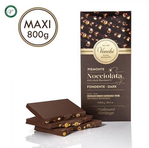Maxi pure chocoladereep - 1stuk