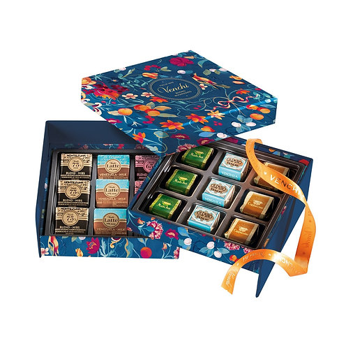 Venchi Garden Deluxe gift box - 4stuks