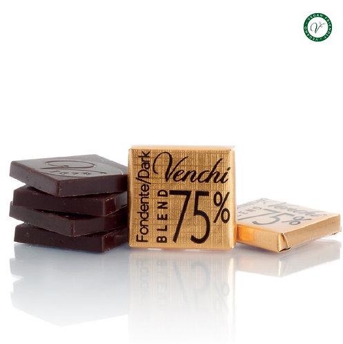 Napolitain van 75% cacao - 5kg