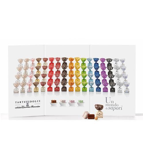 Poster chocoladetruffels 2021 - 1stuk