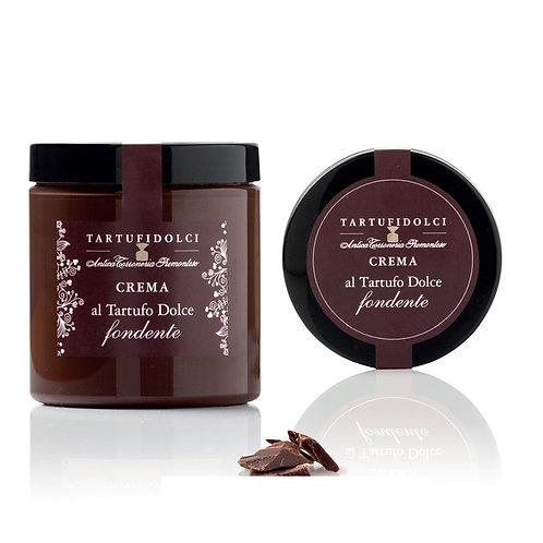 Pure chocoladepasta met zoete chocoladetruffel - 6stuks