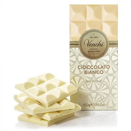 Venchi witte chocoladereep - 24stuks