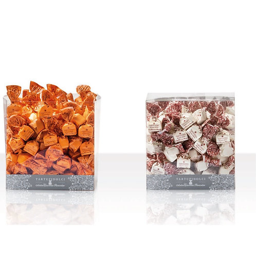 Lege containers voor chocoladetruffels - 1stuk