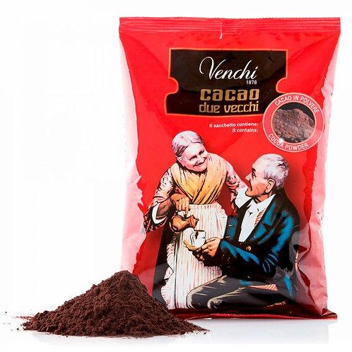 Due vecchi cacaopoeder in zak - 1kg