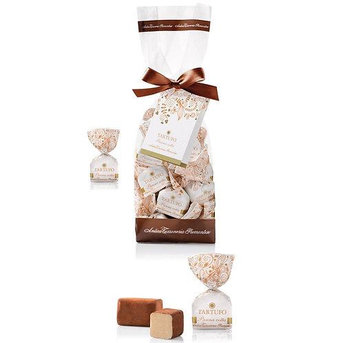 Chocoladetruffels Panna Cotta, in zakje - 12stuks