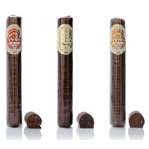 Venchi, Italiaanse chocolade sigaar - 15stuks