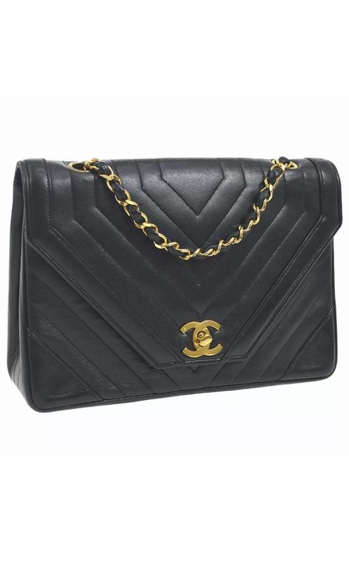 161f2644e56fbb Vintage CHANEL Handbag