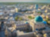 Capital Uzbekistan