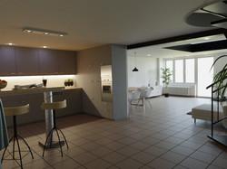 2.5_Zimmer_Wohung_Küche