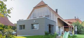 Bauernhaus in Oberwil bei Büren