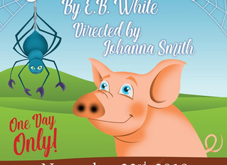 Come see Charlotte's Web at CSUSB