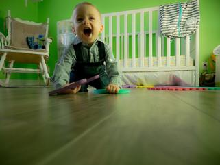 Ayudando al desarrollo infantil: el juego.