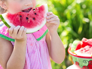 ¿Qué podemos hacer cuando los niños no quieren comer o comen mal?
