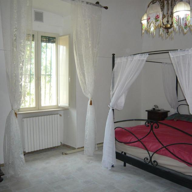 Bedroom in Il Cuore