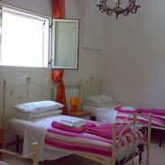 Bedroom in Piccolo Paradiso