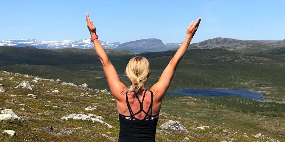 Arctic Wellness Weekend September 25-28