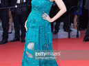 Cannes 2015 and Bollywood !! - Aishwarya Rai in Elie Saab - Teal, Steal, Appeal! | The Face Palette