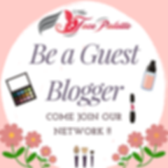 Be guest blogger for The Face Palette