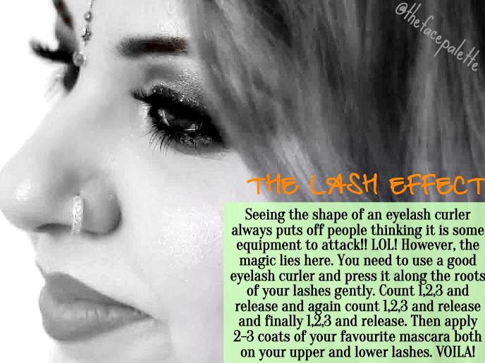 Makeup Tip 9 - The Lash Effect using Curler and Mascara | Makeup Beauty Blog