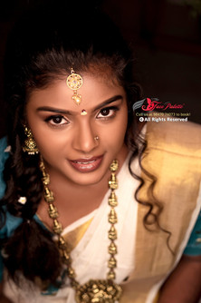 Face Palette Hindu wedding