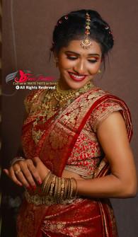 Face Palette Hindu Bride