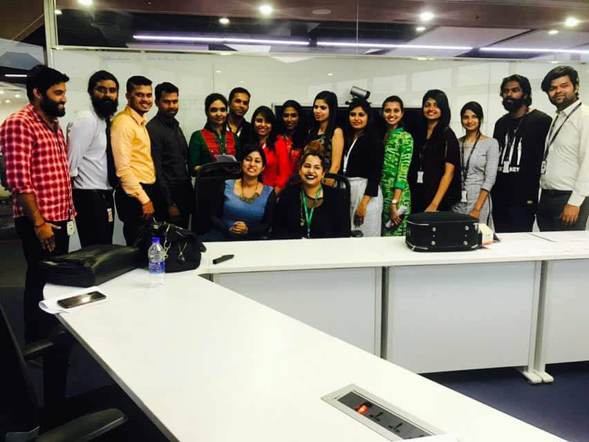 Corporate Grooming at UST Global