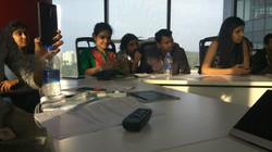 Corporate Grooming at UST Global