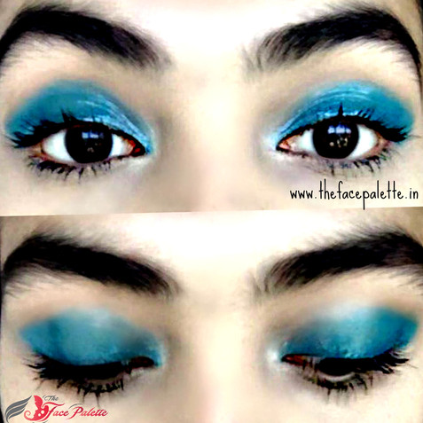 5 Ways to incorporate Colour to your Eye Makeup | The Face Palette | Makeup and Beauty