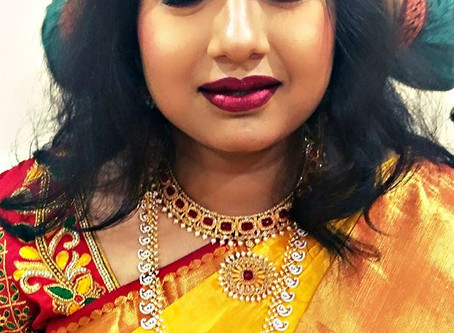 5 pro tips for doing bridal make-up on South India brides