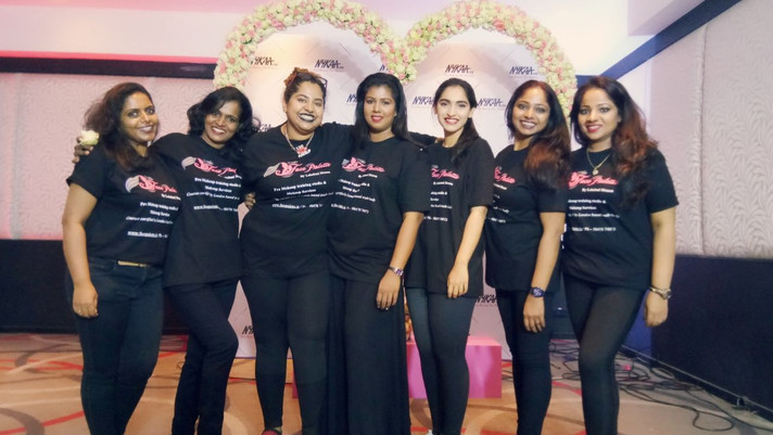 Face Palette partners with Nykaa for Nykaa's Beauty Bar event in Kochi