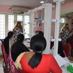 Makeup Classes at Face Palette