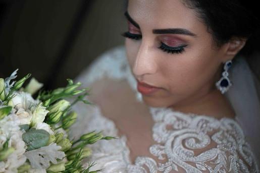 Face Palette Christian Bride