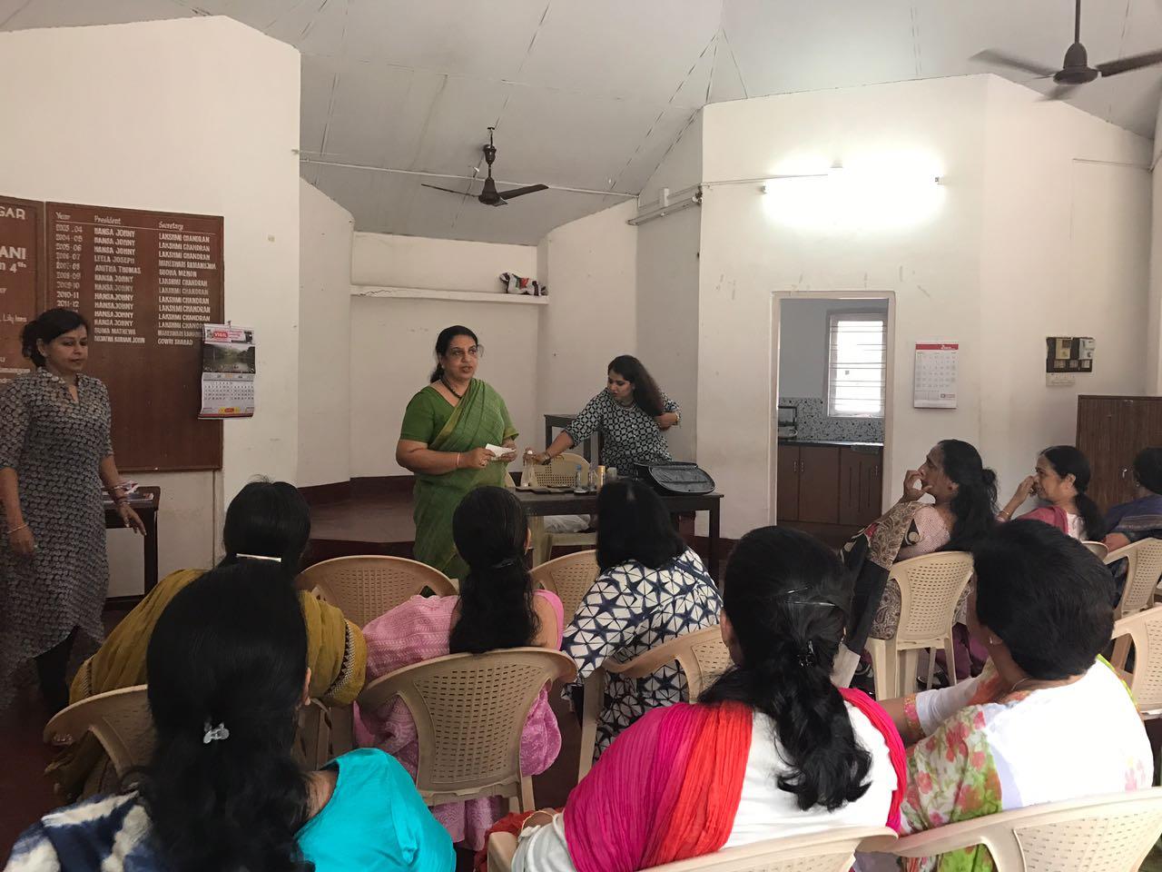 Pannampilly Nagar Ladies Club