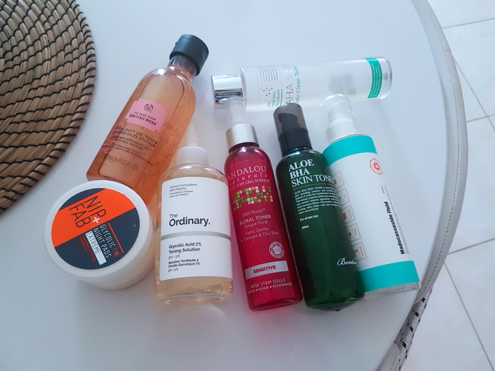 Why toners are important for skincare routines.