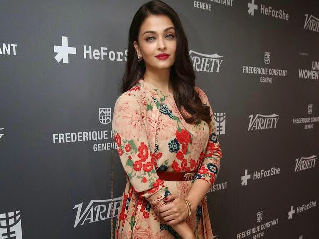 Cannes 2015 and Bollywood !! - Aishwarya Rai in Sabyasachi Review | The Face Palette Makeup Beauty B