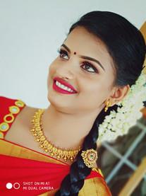 Face Palette Engagement makeup