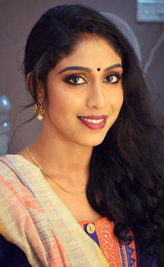 Ethnic Makeup routine with satin skin an