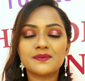 PARTY MAKEUP ROUTINE FOR NIGHT EVENTS