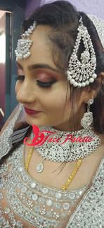 Muslim Reception Makeup