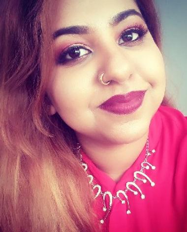 Lekshmi Menon, Founder- The Face Palette