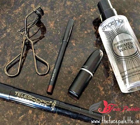 Makeup - The 'No-makeup' Makeup Tutorial | The Face Palette | Indian Makeup and Beauty Blog