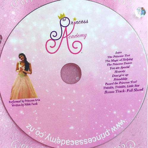 Princess Academy CD/USB