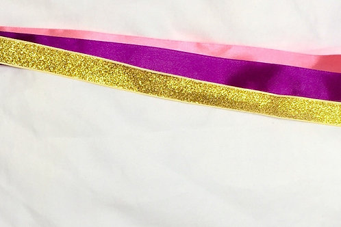 Ribbon & Bell wand