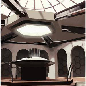 TARDIS Console Room Design